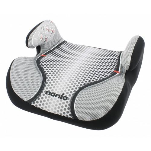 Auto sedište Nania 15-36kg Topo Comfort 2/3 pop black - crno