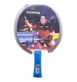 Reket za stoni tenis RICHMORAL 1 STAR