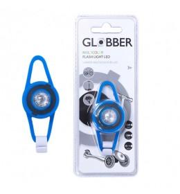Globber led svetlo multikolor - Plavo  18019