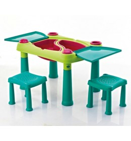 Dečiji sto sa dve stolice Curver