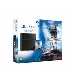 Sony Playstation 4 konzola PS4 1TB Bundle Star Wars Battlefront