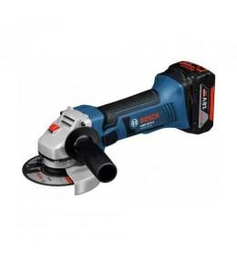 Bosch GWS 18 V-Li aku ugaona brusilica 115 mm 2 x 4,0 Ah