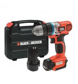 Aku bušilica Black&Decker EGBL108KB