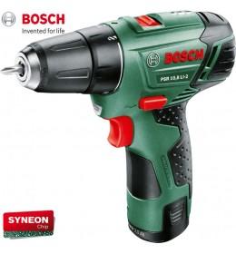 Akumulatorska bušilica Bosch PSR 10,8 LI-2