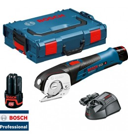 Akumulatorske univerzalne makaze Bosch GUS 10,8 V-LI Professional
