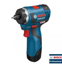 Akumulatorski odvrtač Bosch GSR 10,8 V-EC HX Professional