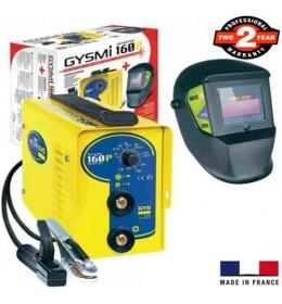 Aparat za varenje Inverter GYSMI 160P + maska LCD Master11 GYS