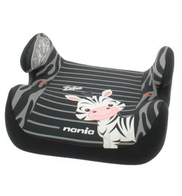 Auto sedište Nania 15-36kg Topo Comfort 2/3 Animals- zebra