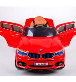 Automobil na akumulator BMW X7 crveni