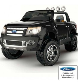 Automobil na akumulator Ford Ranger 302 crni