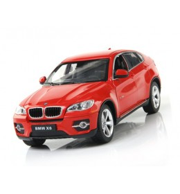 Automobil Rastar RC BMW X6  1:24