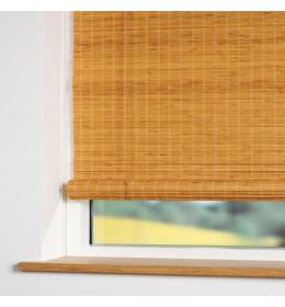 Bambus roletna Deus 80x170 cm hrast