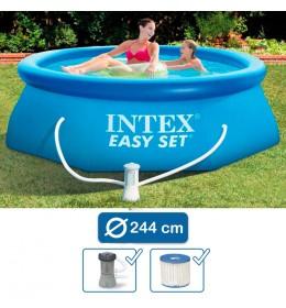 Bazen Intex 244x76cm sa pumpom