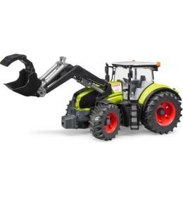 Bruder traktor sa kašikom Claas Axion 950