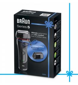 Braun brijač 5020s
