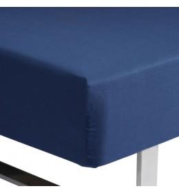 Čaršav sa lastišem Kronborg 160 cm x 200 cm x 35 cm plavi