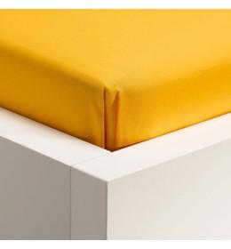 Čaršav mikro Linteum 240 cm x 250 cm žut