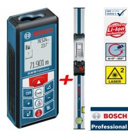 Laserski daljinomer Bosch Professional GLM 80 + R 60