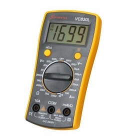 Digitalni multimetar VC830L