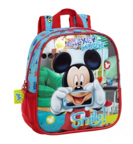 Disney ranac za decu 25cm Mickey Smile