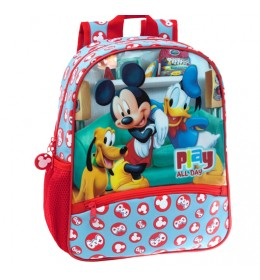 Disney Ranac za vrtić 33cm Mickey Mouse