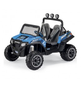 Džip dvosed Polaris Ranger RZR 900 Blue Peg Perego