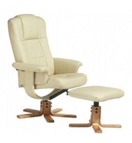 Fotelja Relax krem