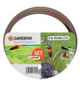 Gardena set za povezivanje - crevo 2m + nastavci