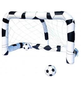 Gol na naduvavanje sa mrežom+lopte