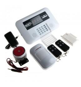 GSM bežični alarmni sistem sa dojavom