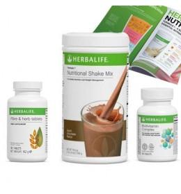 Herbalife Inteligentni nutritivni set - čokolada