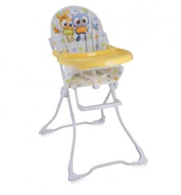 Hranilica Candy White Baby Owls
