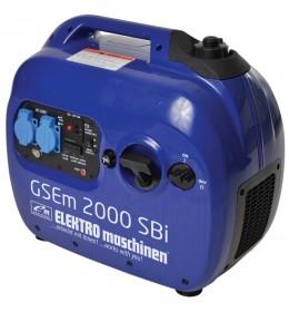Inverterski agregat za struju Elektro Maschinen GSEm 2000 SBI