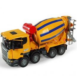Kamion Mixer Bruder Scania 403