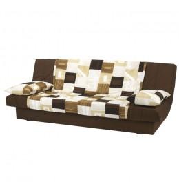 Klik klak kauč 188 cm x 90 cm x 56 cm