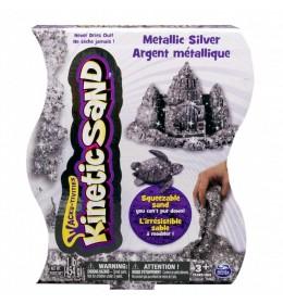 Kinetički pesak svetlucavi Silver