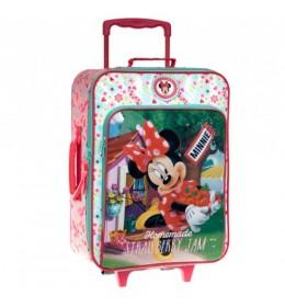 Disney kofer sa točkićima 50 cm Minnie
