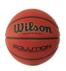 Košarkaška lopta Wilson Solution Game Fiba SZ7