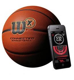 Košarkaška lopta Wilson X Connected Basketball
