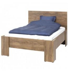 Krevet divlji hrast 160 cm x 200 cm