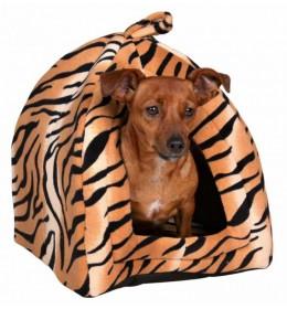 Kućica krevet za male pse ili mačke Trixie Nero