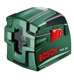 Laser za ukrštene linije Bosch PCL 10 - Osnovno