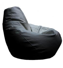 Lazy bag eko koža L black
