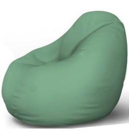 Lazy Bag eko koža zelena L