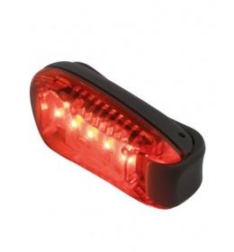 LED lampa sa štipaljkom za bicikliste BV15