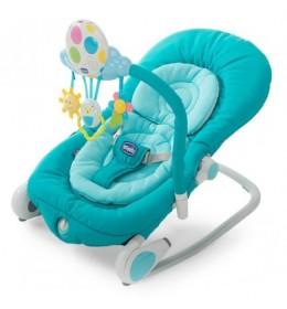 Ležaljka ljuljaška za bebe Chicco Ballon Light Blue