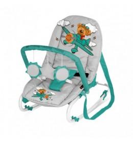 Ležaljka ljuljaška za bebe Bertoni Top Relax pilot