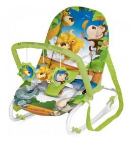 Ležaljka ljuljaška za bebe Bertoni Top Relax XL Jungle