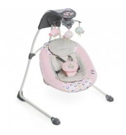 Ljuljaška za bebe Lighten Cradling Swing - Ansley
