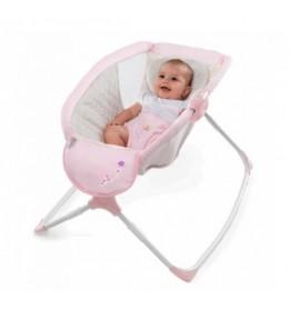 Ležaljka ljuljaška za bebe Rock & Dream Sleeper - Lucy